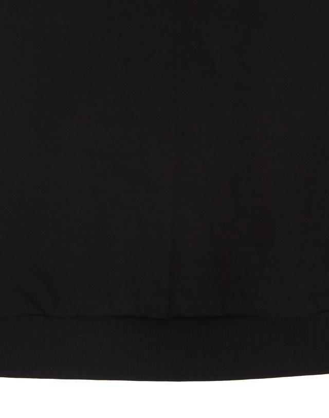 일꼬르소(IL CORSO) 블랙 슈퍼오버핏 자가드 스Ÿ‡ IETS9E001BK