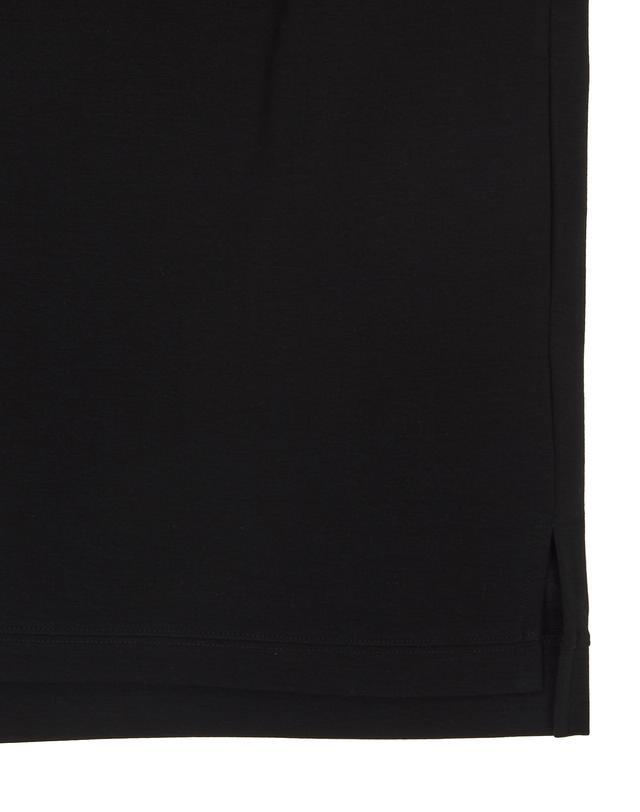 일꼬르소(IL CORSO) 블랙 슈퍼오버핏 쿨 롱슬리브 IETS9E004BK