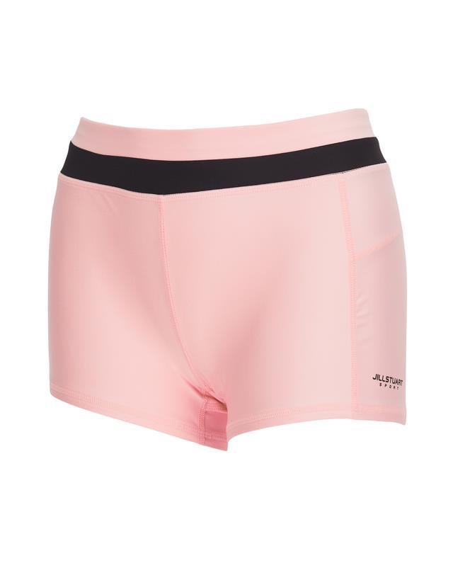 질스튜어트 스포츠 뉴욕(JILLSTUART SPORT NEWYORK) [Solid Gymkini Pants] 핑크 여성 솔리드 짐키니 수영복 팬츠 JFSR9B433P4