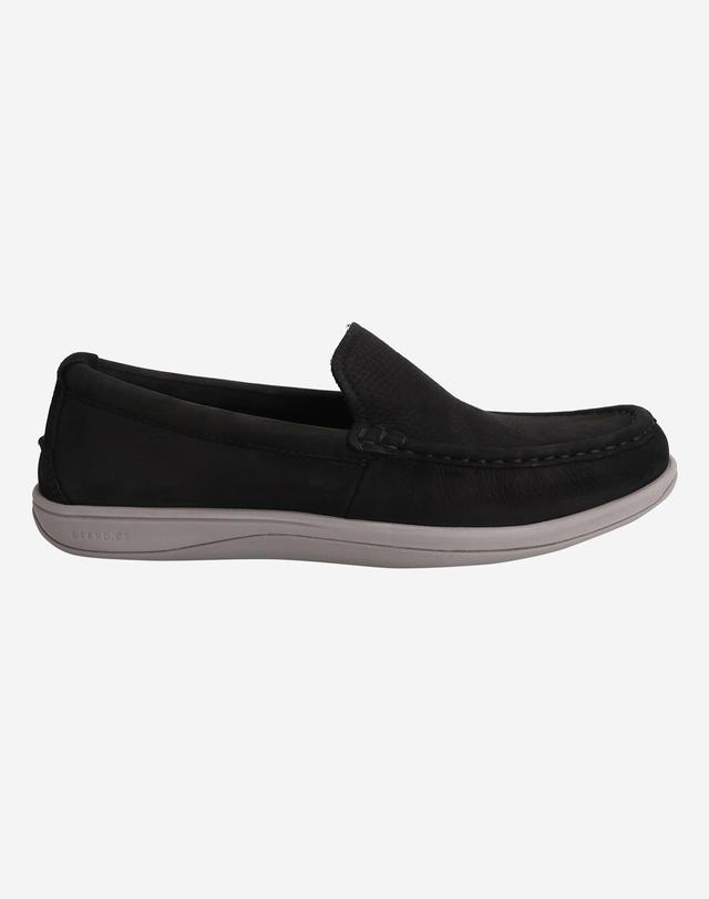 d253b44e275 COLE HAAN, [Boothbay Slip On Loafer] 블랙 남성 슬립온 로퍼 [WIDTH:M]