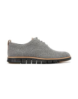 ZEROGRAND Stitchlite Wool Oxford