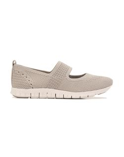 ZEROGRAND Stitchlite Cut Out Slip on