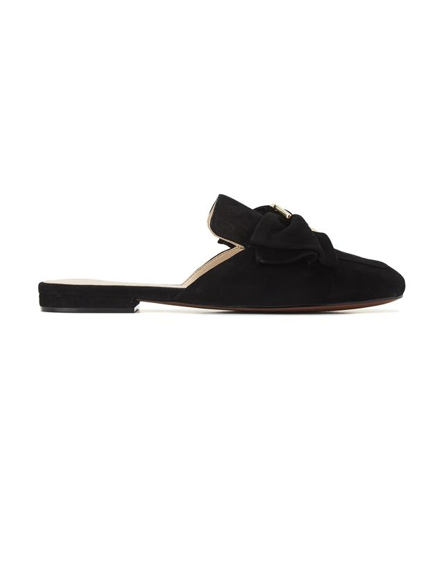 Leela Bow Loafer Mule