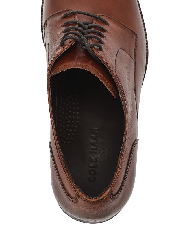 Benton Cap toe Oxford