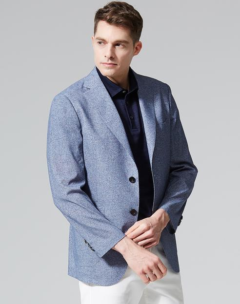 [Online Exclusive] 블루 프린트 에어도트 캐주얼자켓