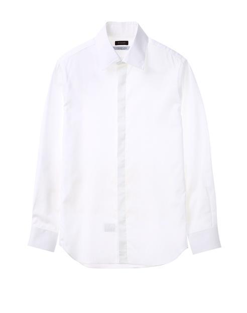 [이태리]고급 화이트 드레스셔츠